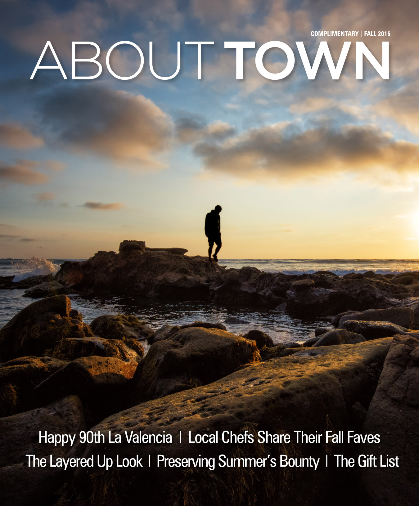 About Town Magazines - Fall AboutTown