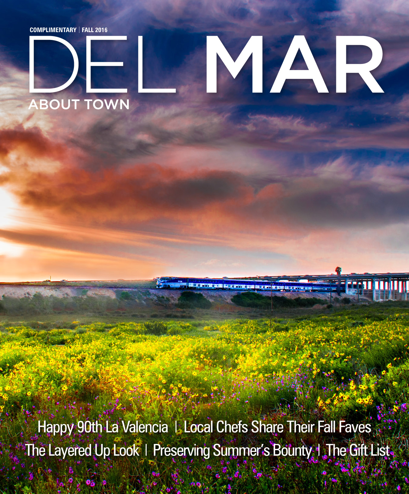 About Town Magazines - Del Mar
