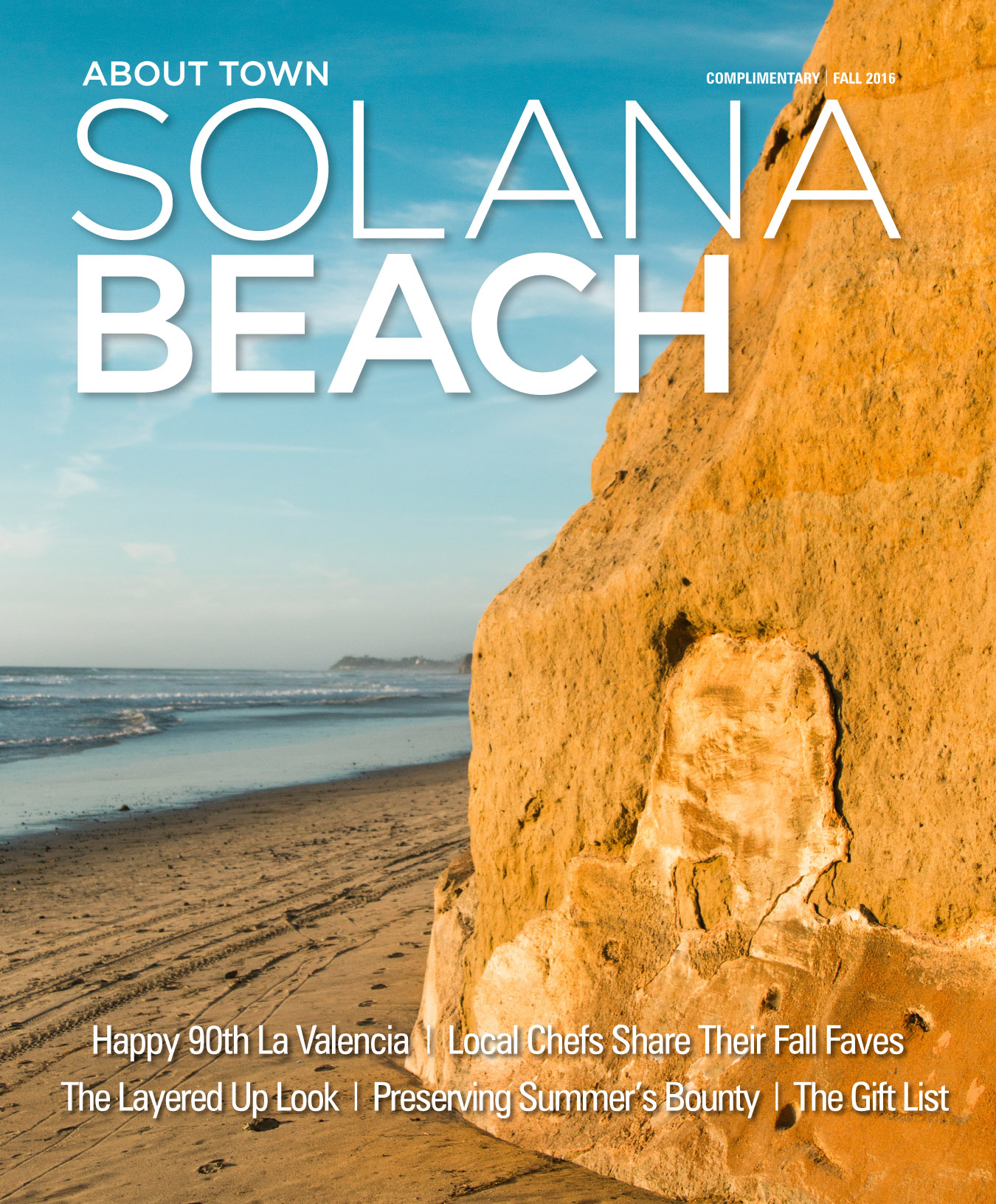 About Town Magazines - Solana Beach