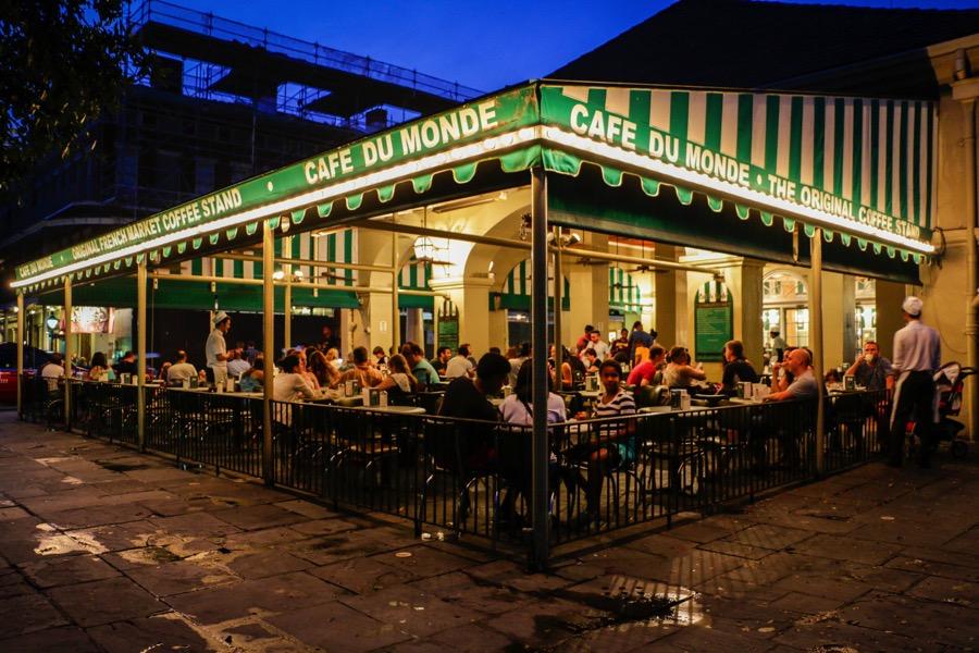 PAUL BROUSSARD     Cafe Du Monde
