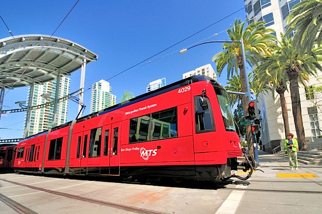 San Diego Metropolitan Transit System