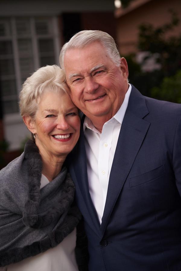 Linda & Mike Daniels