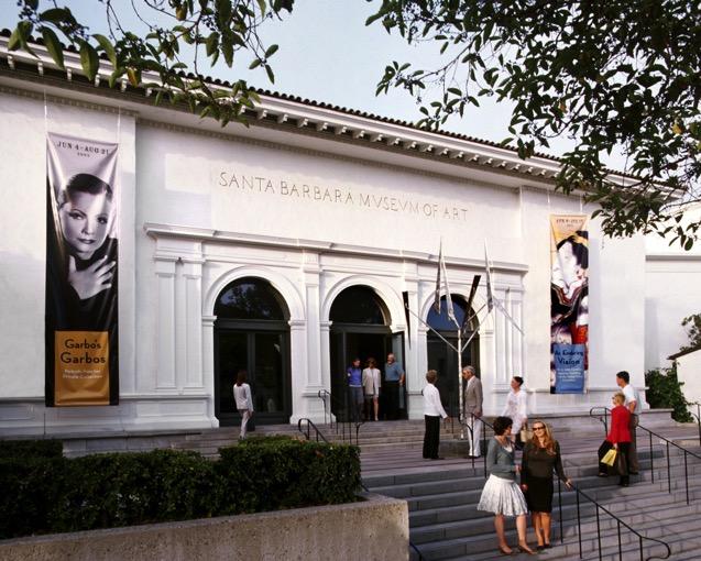 Santa Barbara Museum of Art  |