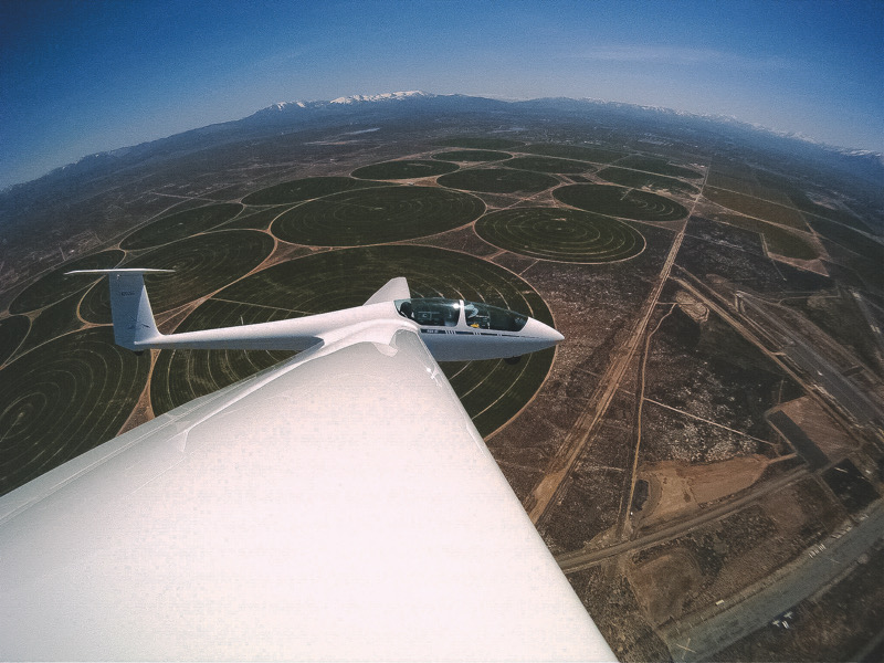 Soaring over Carson Valley | Ronele Dotson