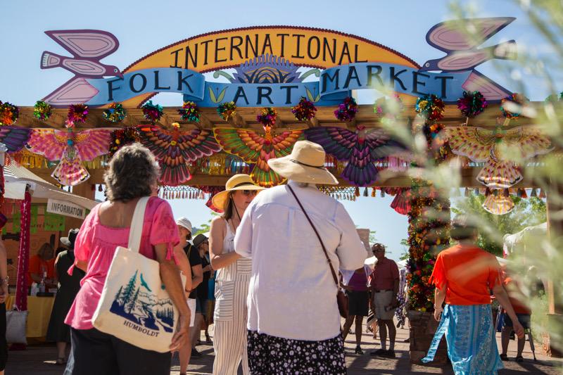 International Folk Art Market | courtesy of TOURISM Santa Fe