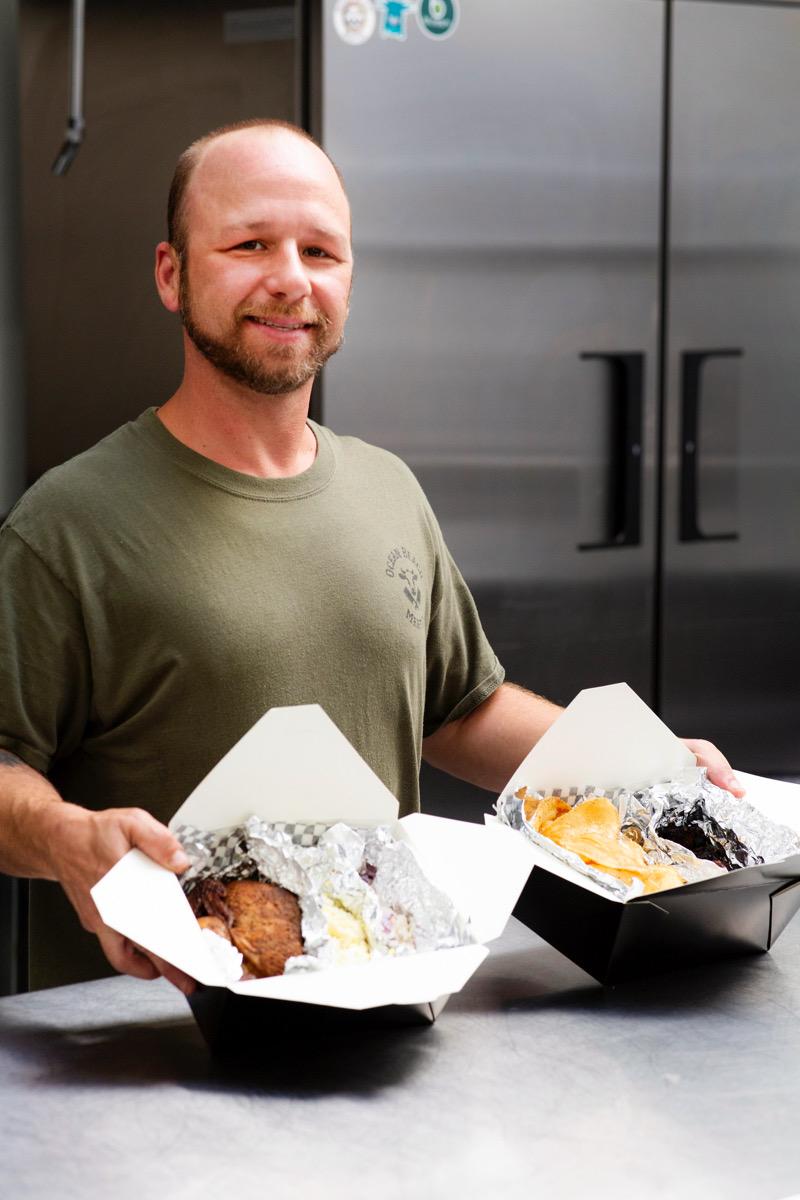 Bobby Kokinda, OB Meat Company,