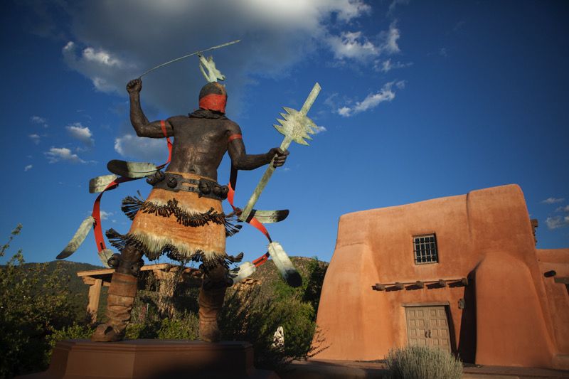 The Museum of Indian Arts & Culture | courtesy of TOURISM Santa Fe