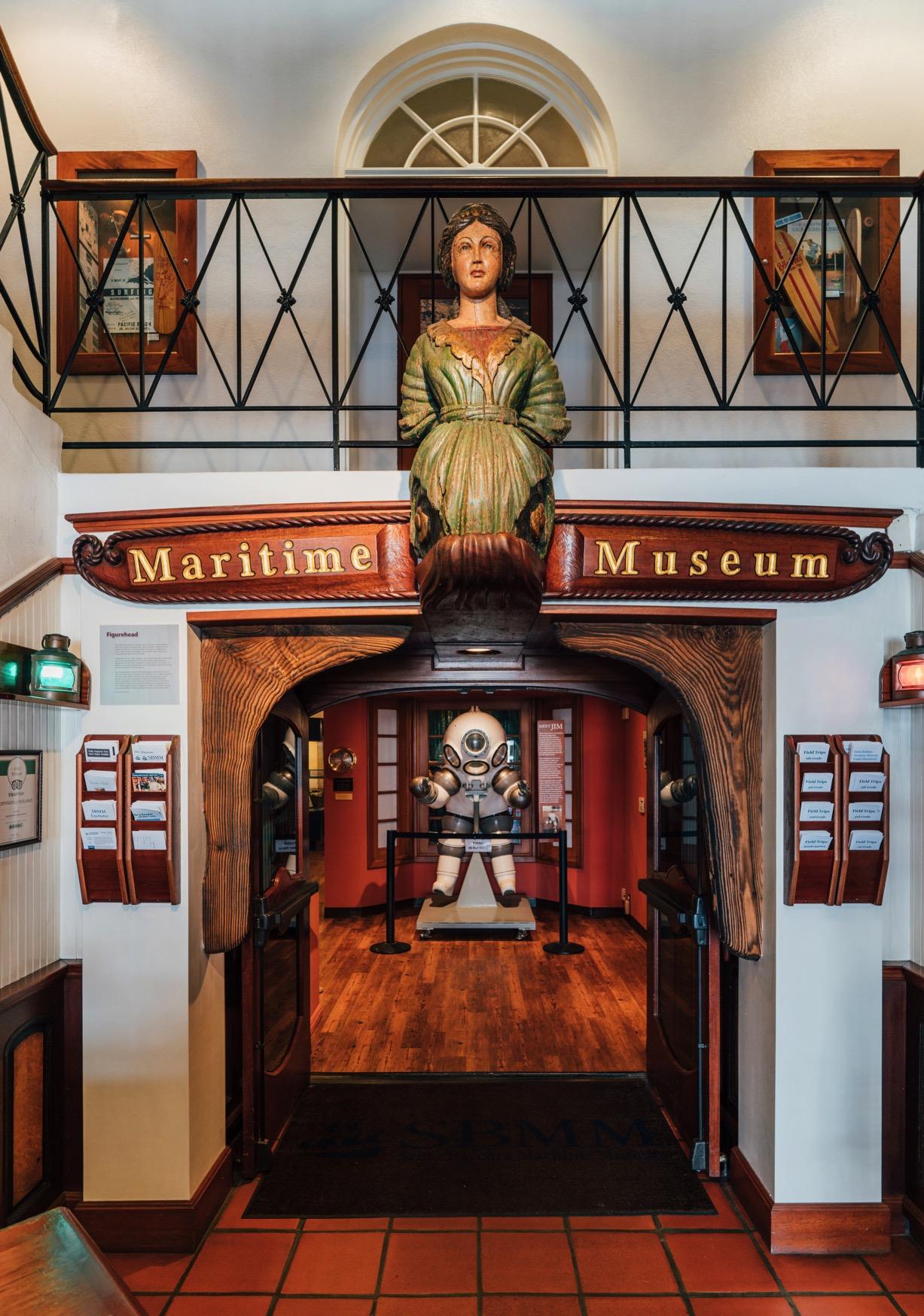 Santa Barbara's Maritime Museum  |  BLAKE BRONSTAD
