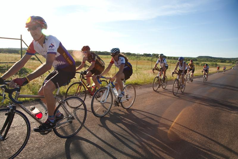 Cycling along the backroads | Steve Rawls