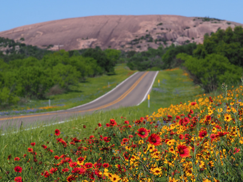 Road to Enchanted Rock | Steve Rawls