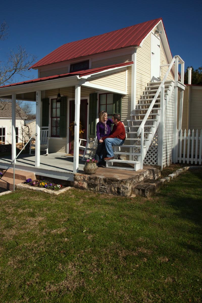 A Sunday House in Fredericksburg | Marc Bennett
