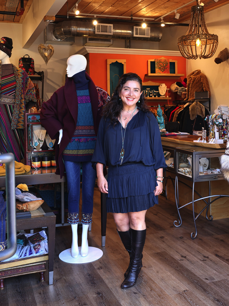 Roya Parviz at Satori Designs