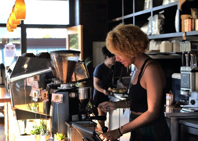 Creekside Coffee | Dela Moon Photos